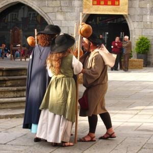 folclore_viana_feira_medieval_peregrinos